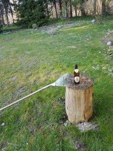 Grillen Bier Marcel